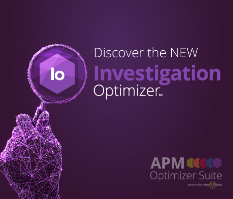 Meet the New Investigation Optimizer | September 2020