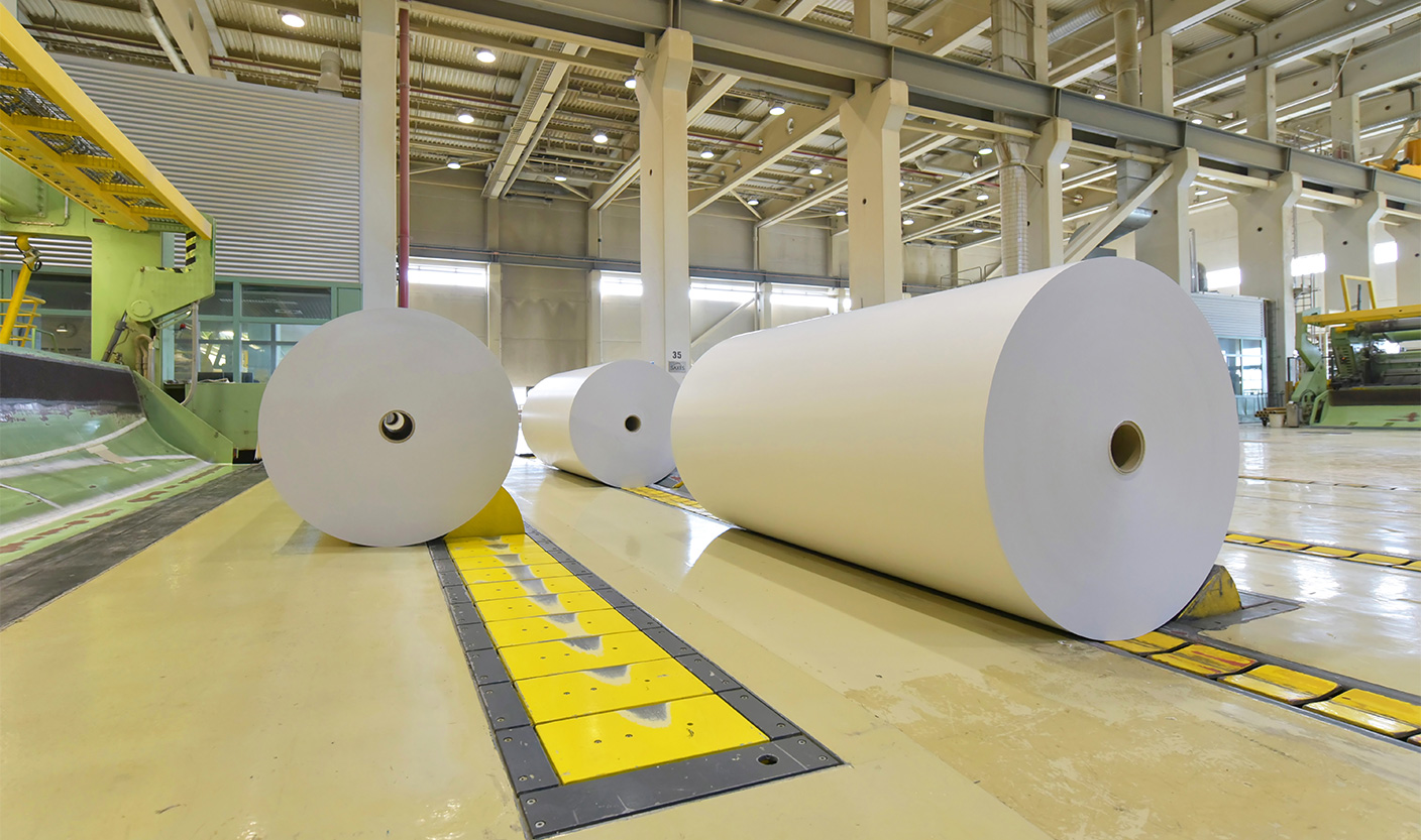 PM Route Program Delivered in Expedited Time at Major Paper Mill