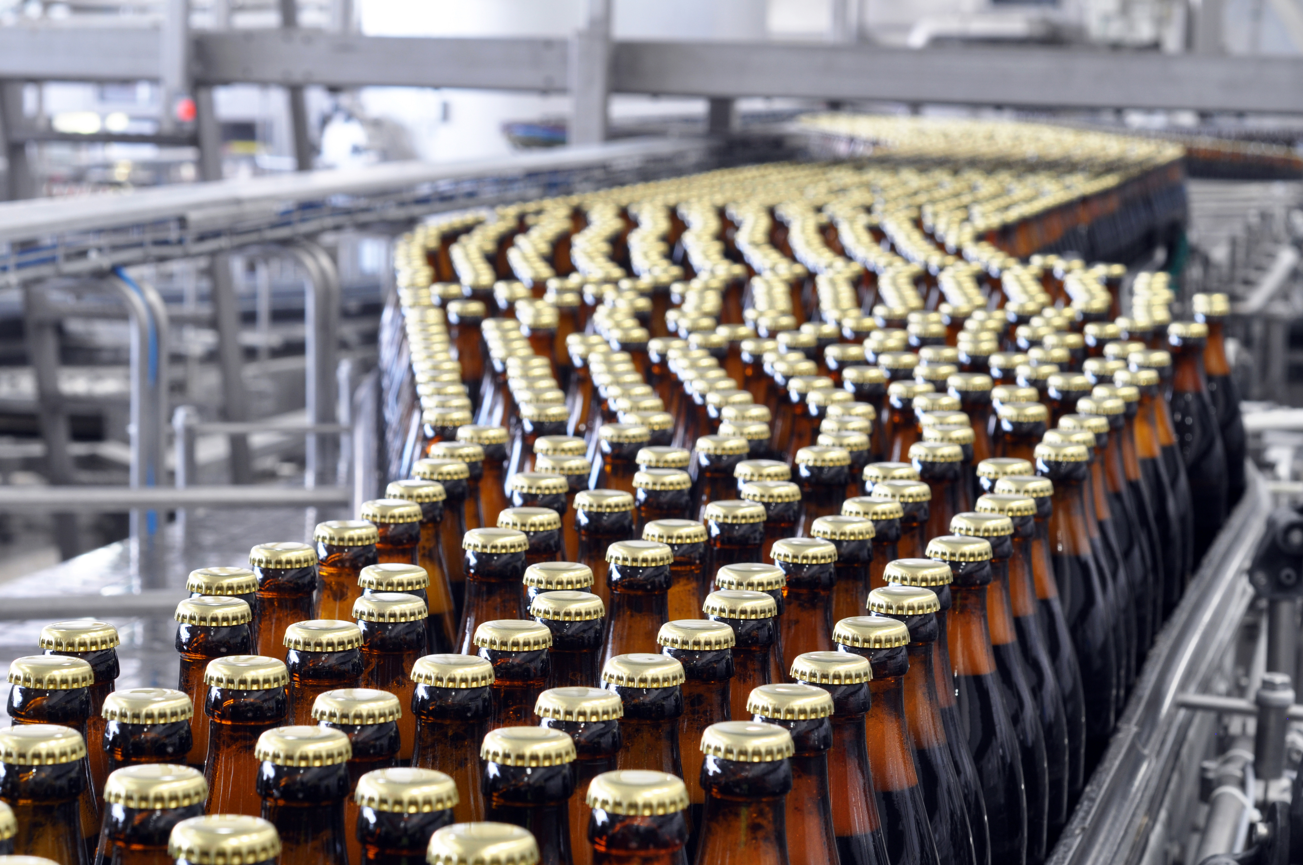 How a Major Brewery and Bottling Company Reduced Annual Maintenance Labor by 650 Hours